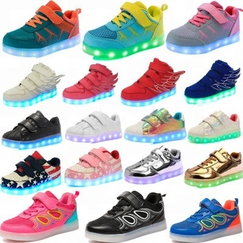 Casual popular led shoes