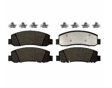 spare auto parts brake pads for haval h7 h8 h9