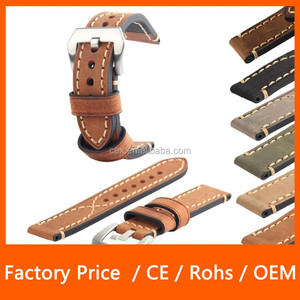 High Quality Leather Watch Wristband Strap Band for Apple Watch Band