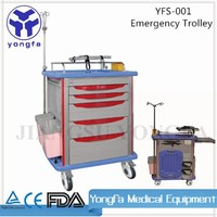 YFS-001 Durable Product Competitive Price medical cart