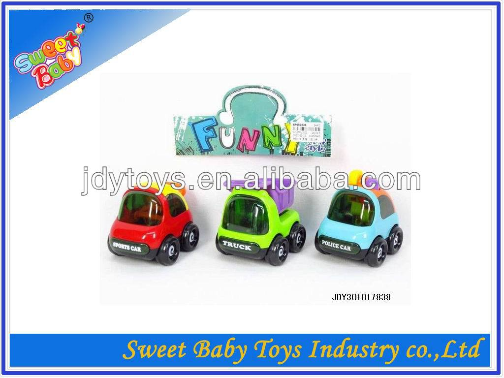 Hot Sale Mini Plastic Cartoon Friction Construction Truck Toy,Mini Funny Construction Car Toy,Mini Toy Car For Kids