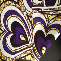 malaysian batik fabric 100% organic cotton printed wax cloth