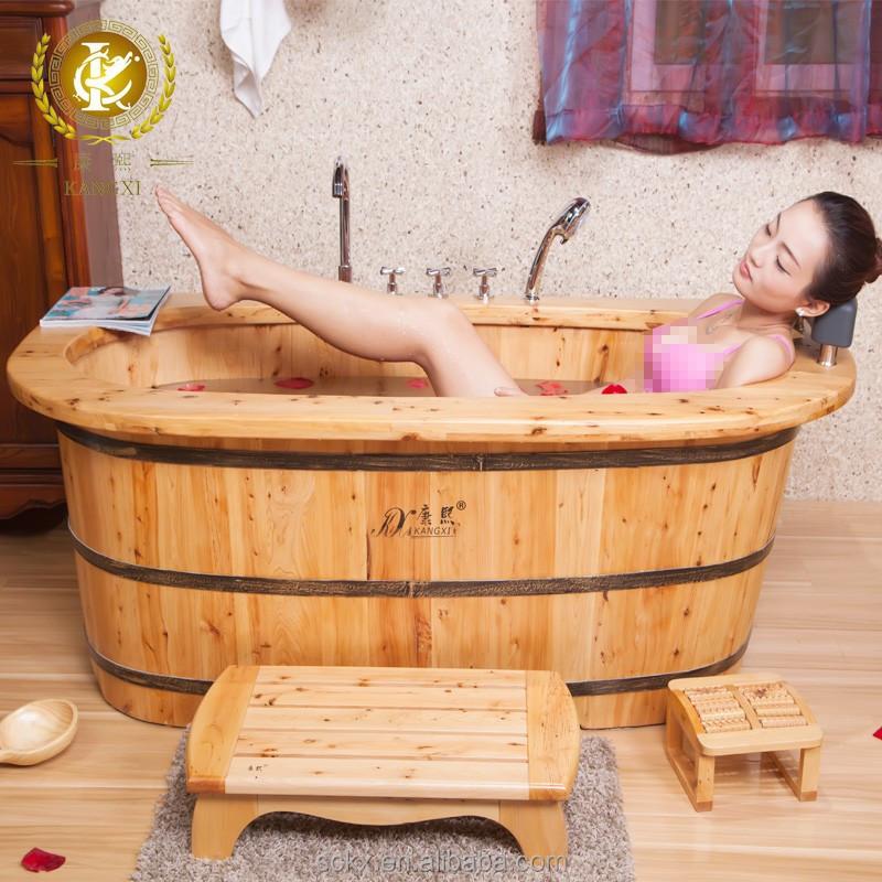 Kx Wood Corner Bath Tub Disability Bathtub - Buy Disability Bathtub ...