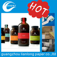PVC shrink label, PVC shrink sleeve, Cap seal label