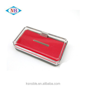 Custom Multiple Plastic Box For Pin And Cuff Links - Buy Boxes,Ring  Box,Wedding Ring Box Product on Alibaba com