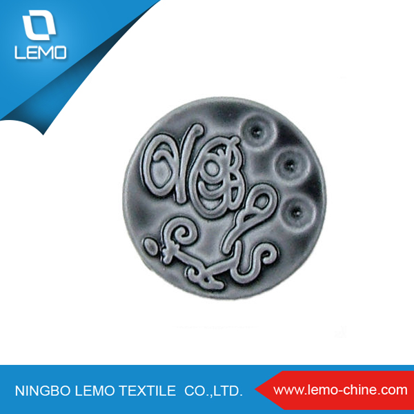 wholesale metal jeans button for jacket