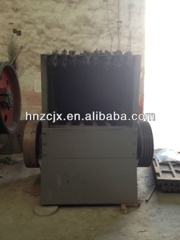 Large Capacity Hematite Iron Ore Crusher Buyer On Sale