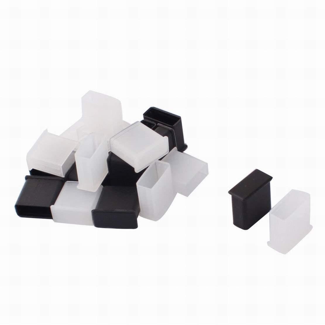RiteAV Dust Cap Anti-Dust Plugs Protective Cover Cap USB C Male Connector 10 Pack