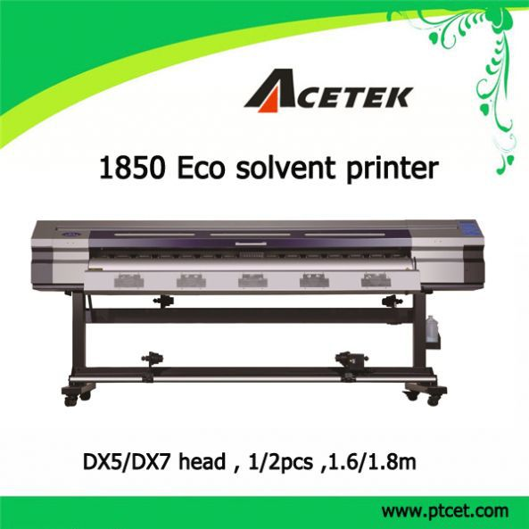 outdoor used heavy duty eco solvent plotter printer