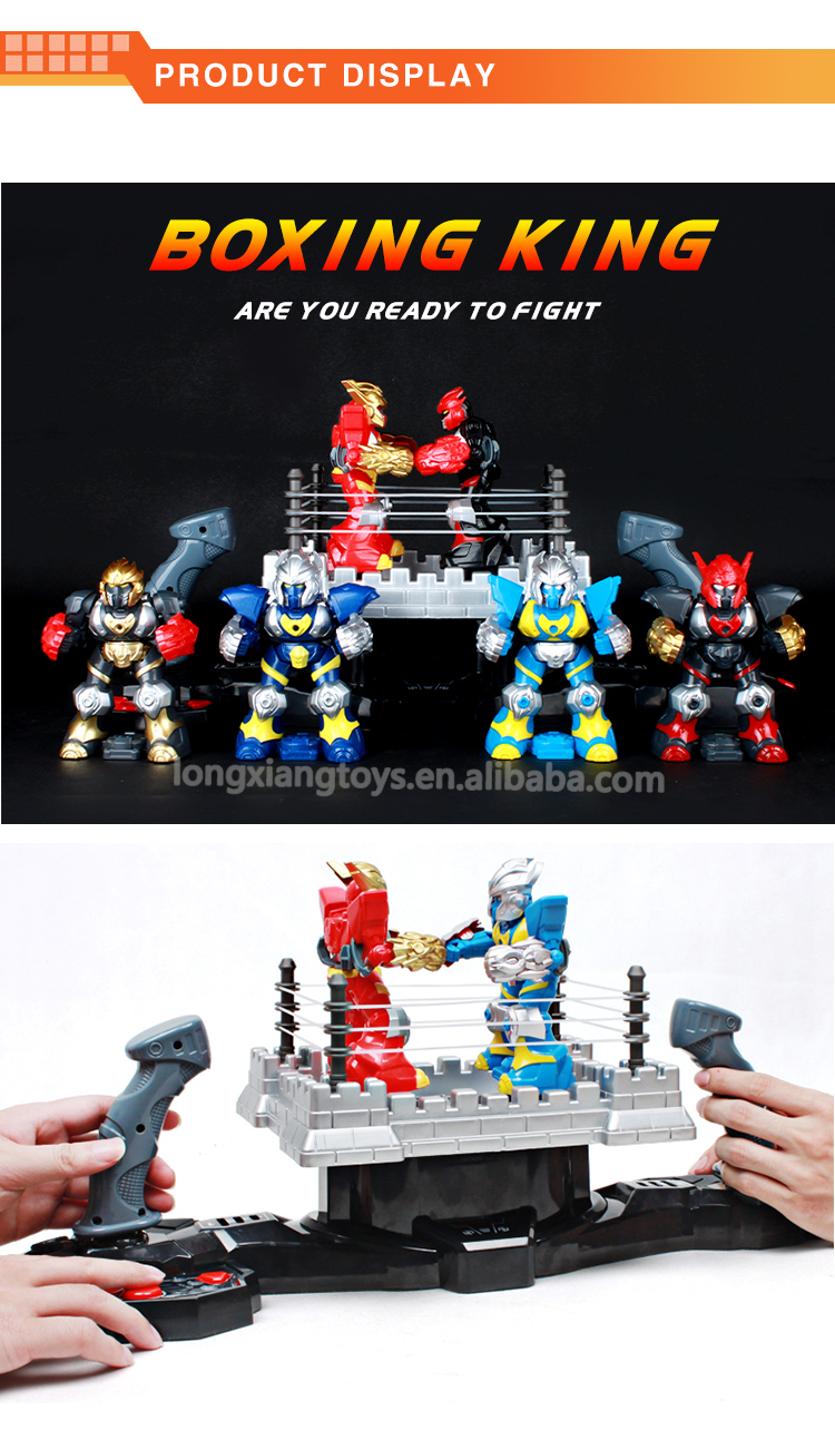 Wholesale Rc Boxing King Toy Game Fighting Robot Toy Table Game Fighting  Toy Robot - Buy Toy Robot,Fighting Robot Toy,Fighting Robots For Sale  Product
