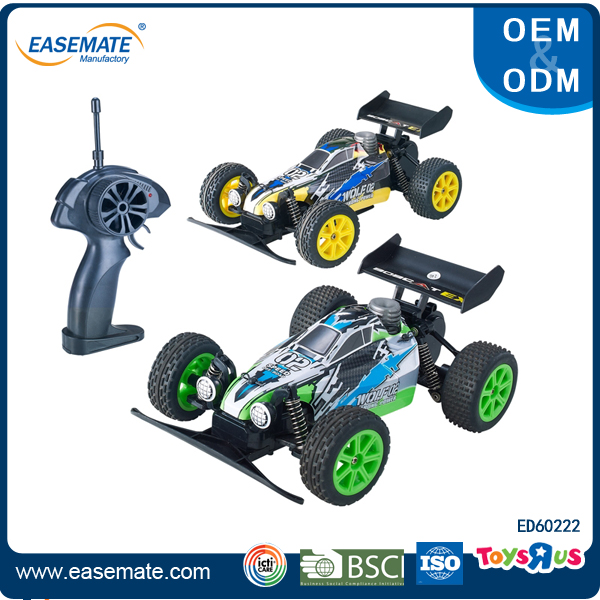2.4G 1:18 4 wheel drive rc racing car for sale