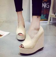 Alibaba China factory women western peep toe shoes ladies fashion high heels sandals