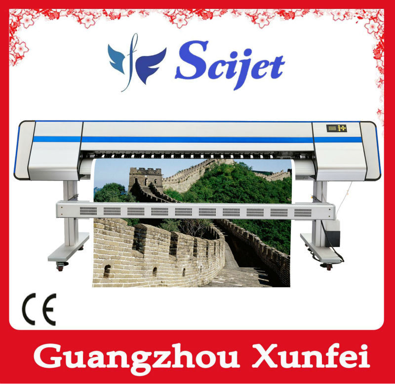 Hot sale 1.8M impresora sublimacion for Fabric printing