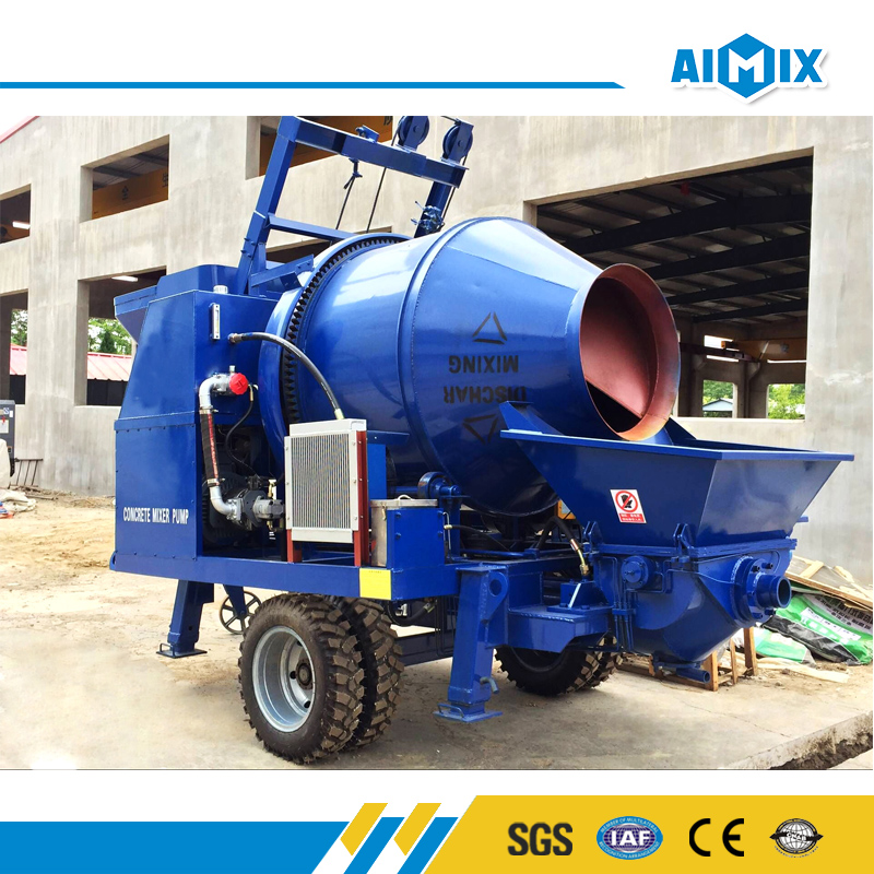 Small cement injection grouting pump concrete pump for sale in the philippines