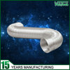 hvac semi-rigid aluminum flexible duct hose pipe