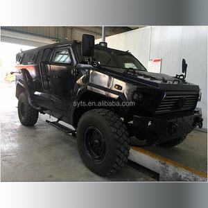 B6 Armored Transport Motor Vehicle