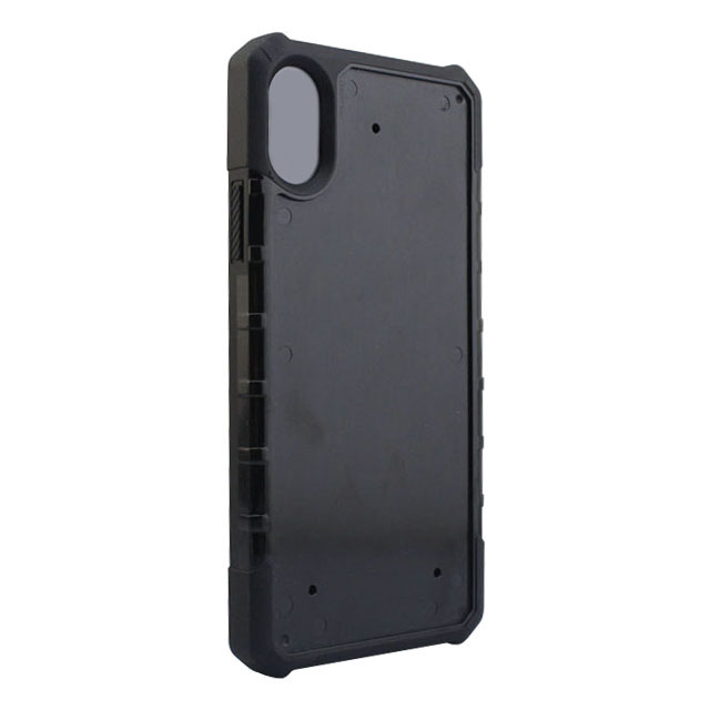 Wholesale PC+TPU groove Mobile Phone Case for iPhone X