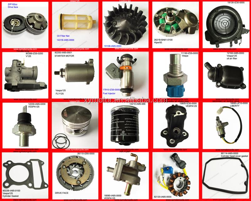 china original vespa parts for piaggio zip lx 150 fly - buy vespa