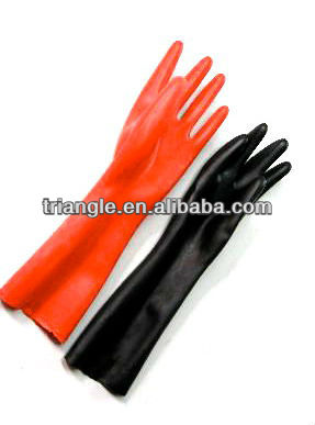 Latex <strong>gloves</strong>, latex short <strong>gloves</strong> in many colours