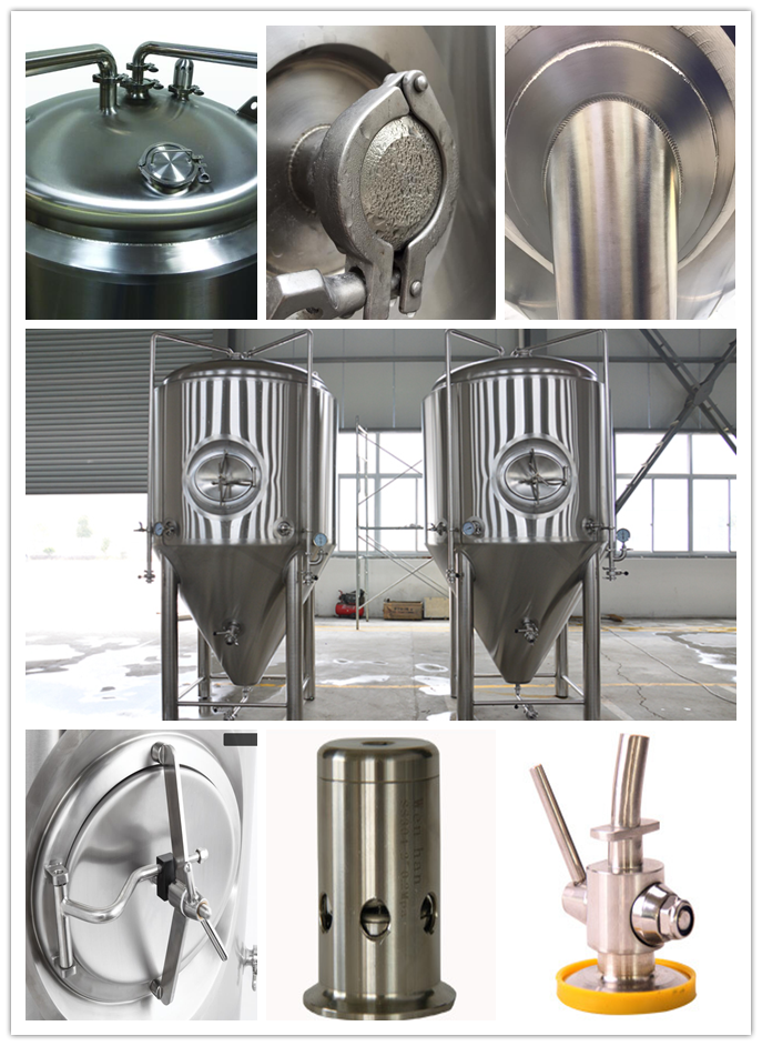 Hot Sale 4000l Beer Brewing Equipment Buy High Quality