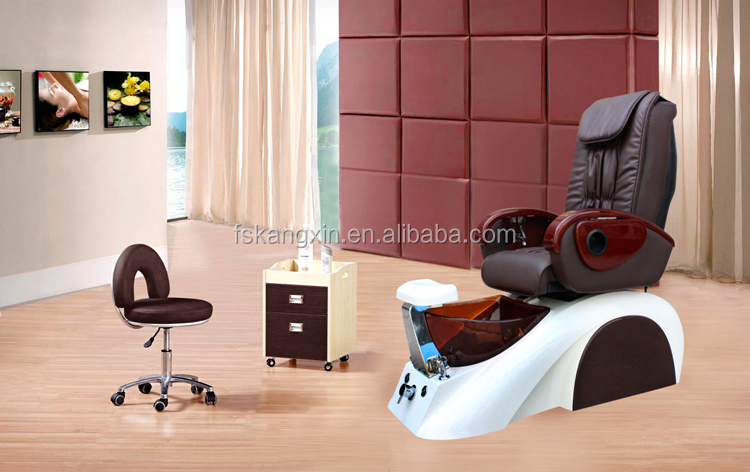 Wholesale Pedicure Chair Parts / Nail Salon Spa Massage Chair S171 8