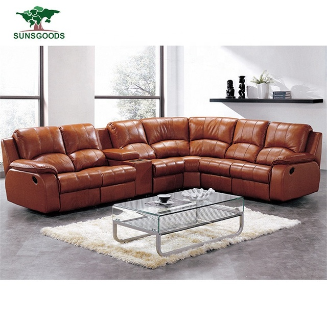 Custom Luxury Furniture Reclining