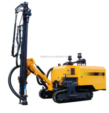 KT8 mutifunctional yellow big type borehole mining drilling rig