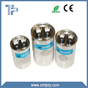 Stable performance 20uf 250vac CBB65 motor run capacitor for AC motor units