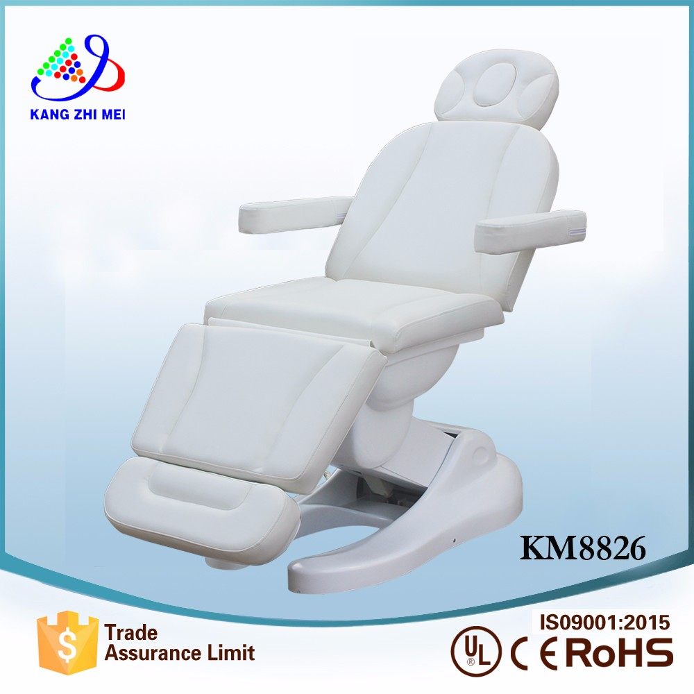 wholesale electric facial bed with 4 motors for hot selling salon furniture 8826