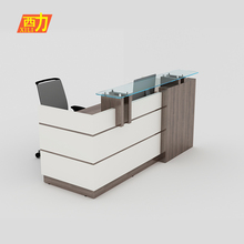 office reception table new design wholesale furniture
