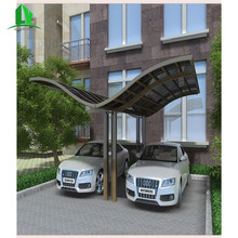 Polycarbonate car garage tents car parking shed/shade