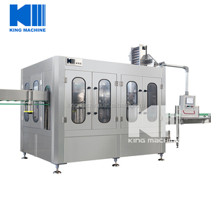 Mineral Water Bottling Factory Turn Key Machine Design