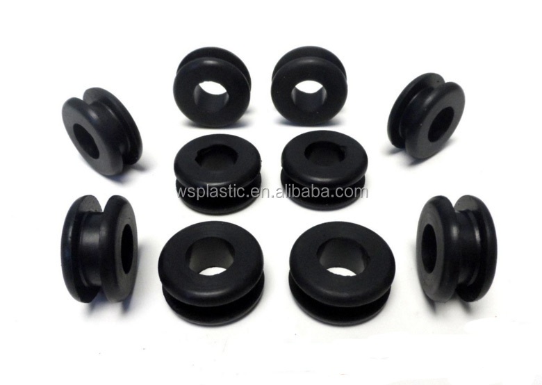 Custom high quality factory price rubber grommets