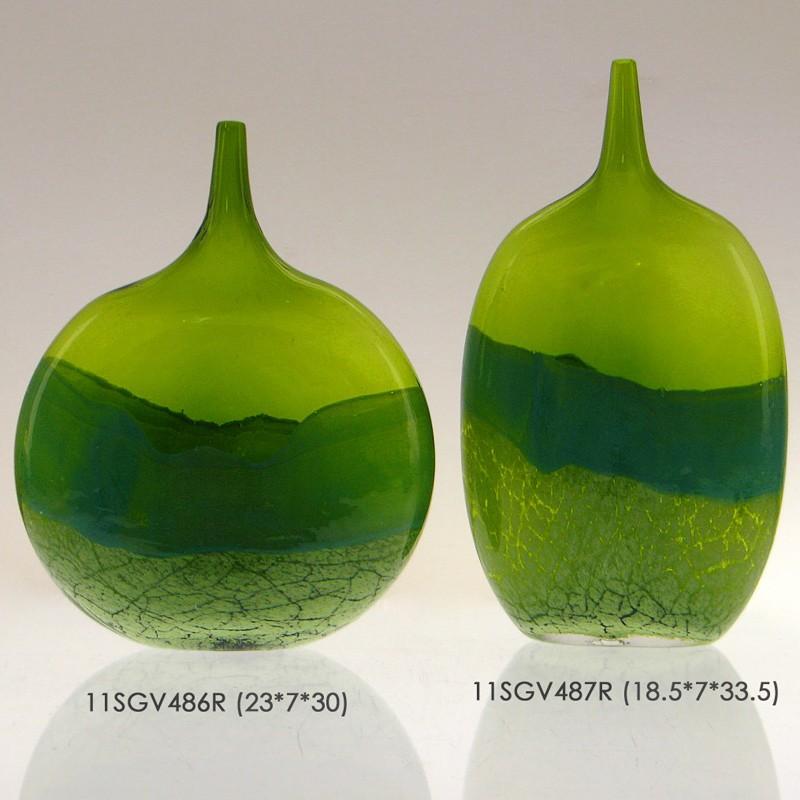 Different Types Flower Home Goods Decorative Cylinder Vase