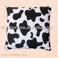 Square Fashion and Snuggly Beads Cushion ,Filing with Microbeads