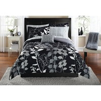 lepanxi brand mainstays orkasi bed in a bag coordinated bedding set