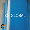 China manufacturer wholesale white blue non woven fabric roll