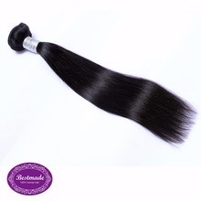 Hot Selling Hair Factory Straight Weave Unprocessed Virgin Peruvian Hair