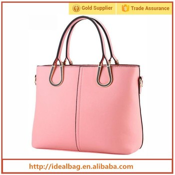 446a9f93e8 Woman gender tote bag style ladies imported handbags china  manufacturer