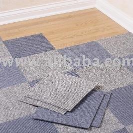 Carpet Tile Product On
