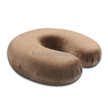 factory cheap travel pillows memory foam travel pillow