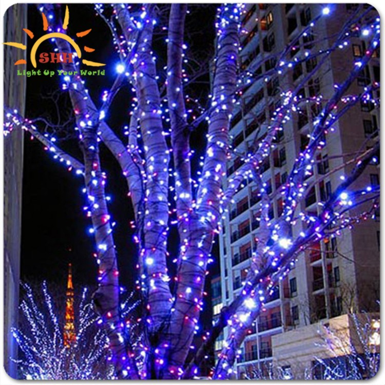 Christmas Holiday Garland Led String Light/outdoor Decoration Led Christmas String Light - Buy ...