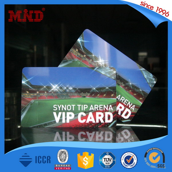 MDBC1226 Hot sale plastic golf membership playing cards of creating your own brand