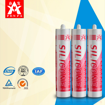 One Component Silicone Sealant Acetic Glue For Glass Window FF2200