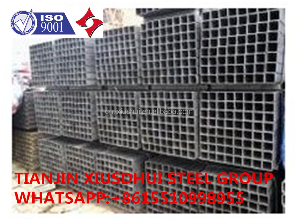 20mm /30mm/35mm/40mm /50mm galvanized erw pipe/erw welded square tube you can import from chi