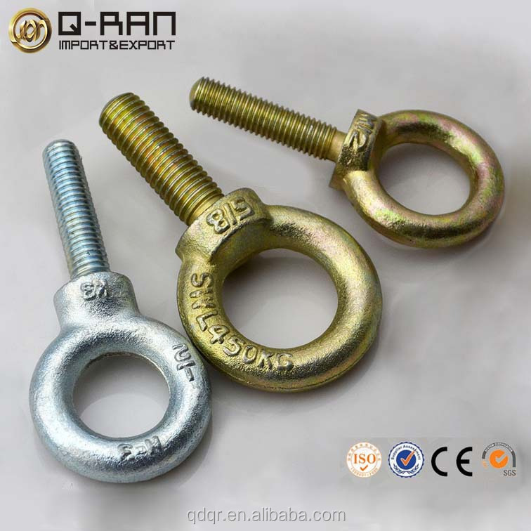 Drop Forged Yellow Chromate Eye Bolt Jis B 1168 Eye Bolt - Buy Jis B 1168  Eye Bolt,Yellow Chromate Eye Bolt,Eye Bolt Jis 1168 Product on Alibaba com