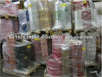 Waste Recycling Colored Plastic Printed PP Rolls