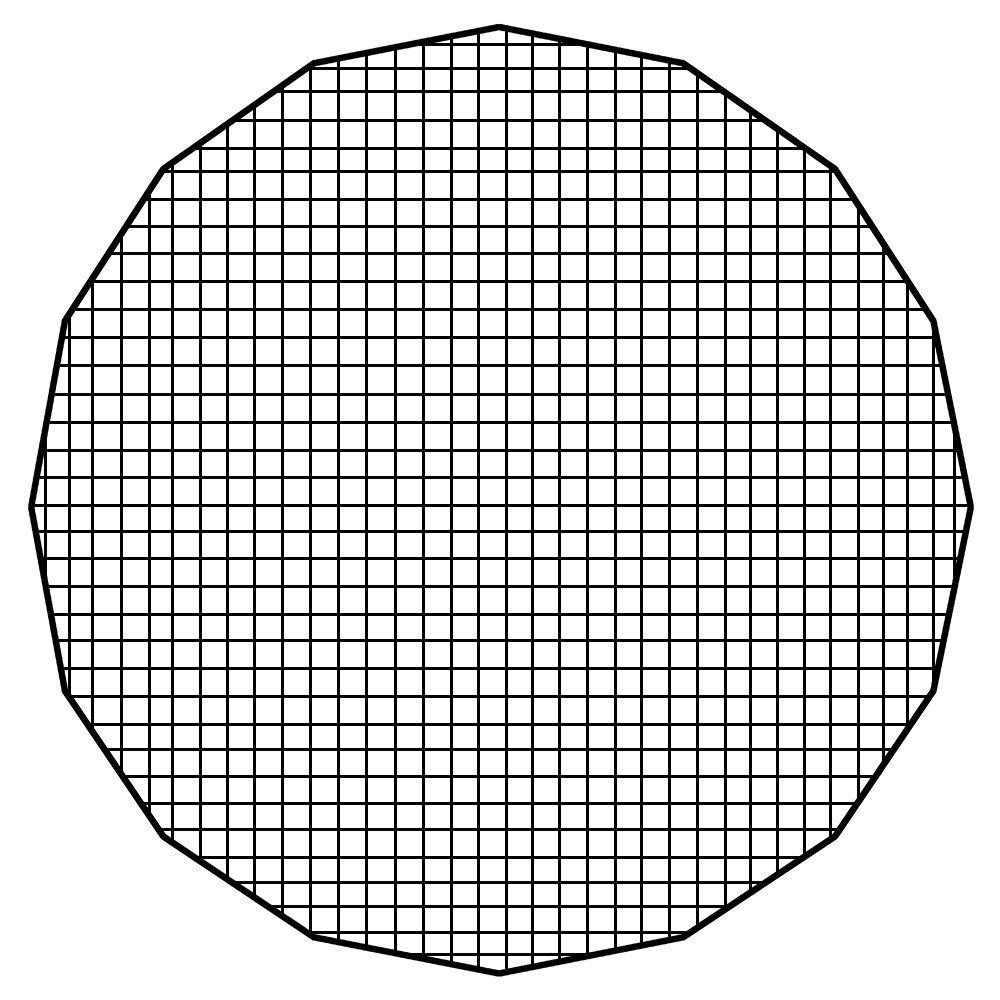 Promaster Eggcrate Grid 36x36