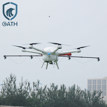 New Customized agricultural aircraft spraying drone