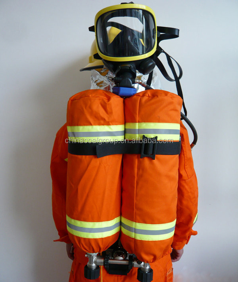 China Self-Rescue Emergency Breathing Apparatus Prices